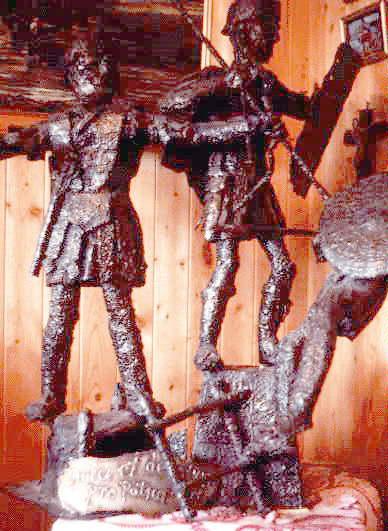 Roman Soldier Spears Celt