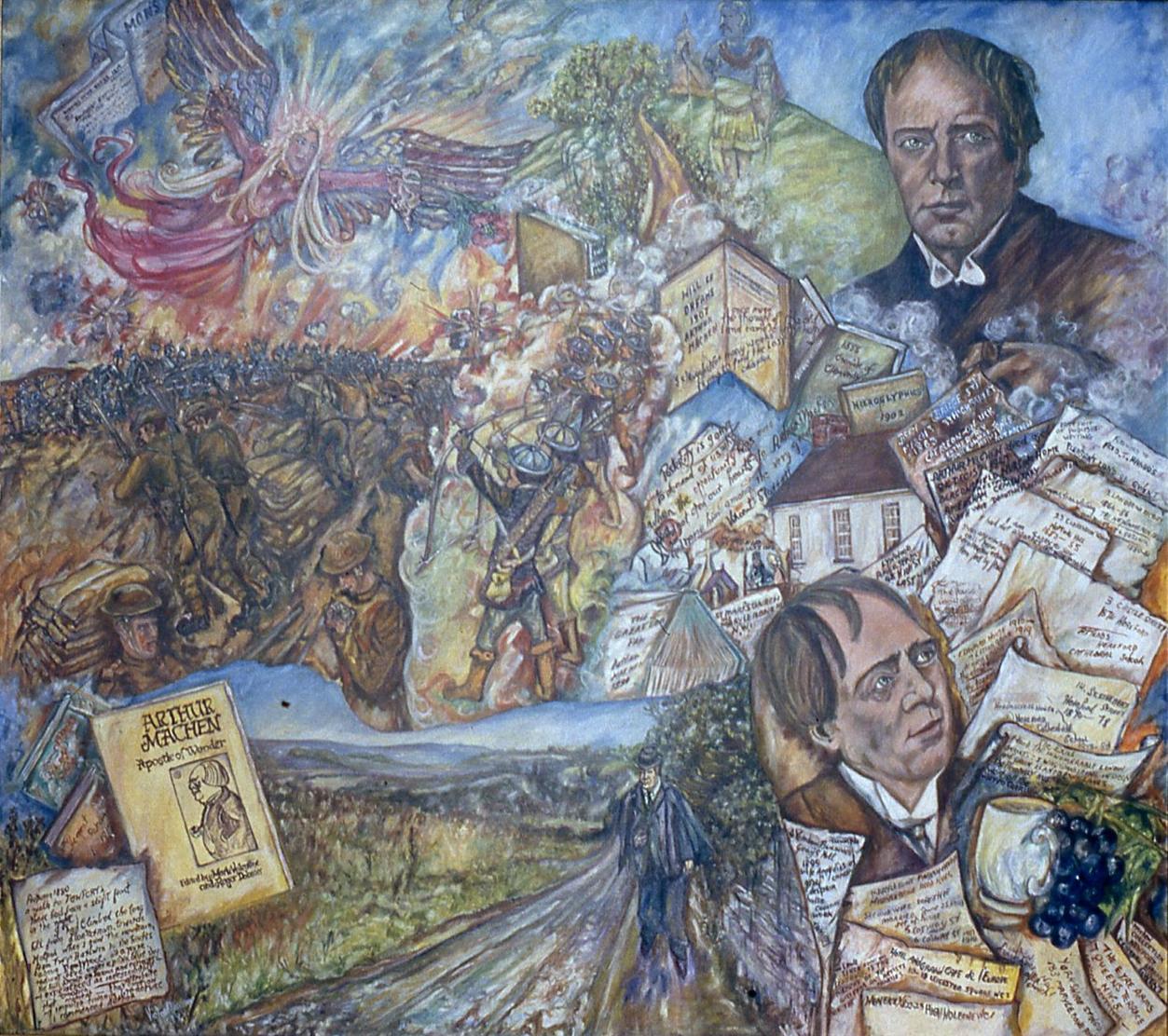 Arthur Machen Dreamer Poet