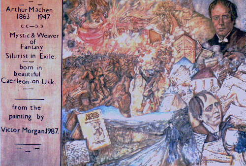Arthur Machen Artist and Dreamer