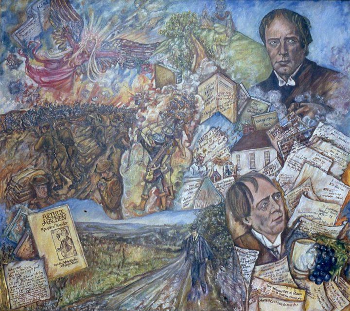 Arthur Machen – 150th Anniversary of his birth